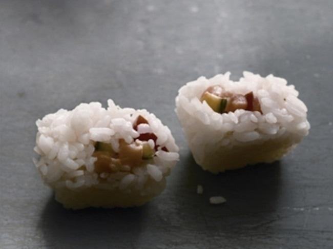 замороженные суши