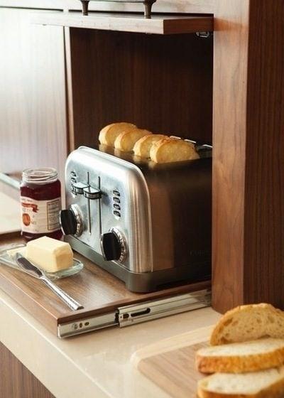 Как удобно устроиться на маленькой кухне