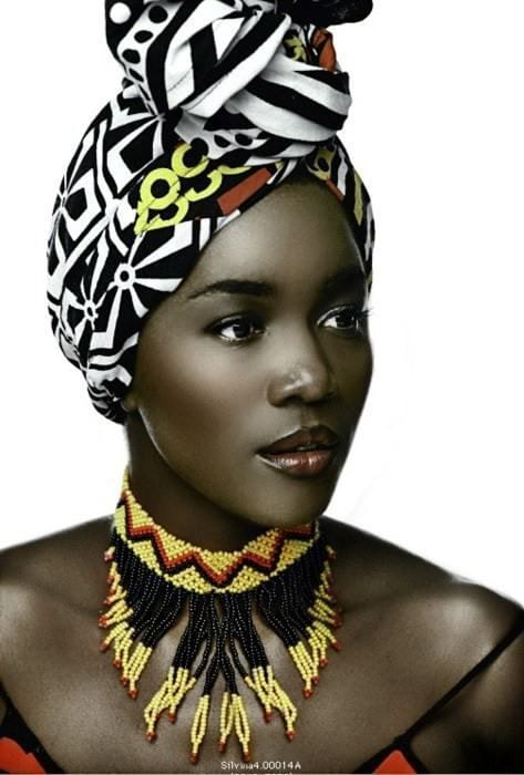 #head wrap #african fashion