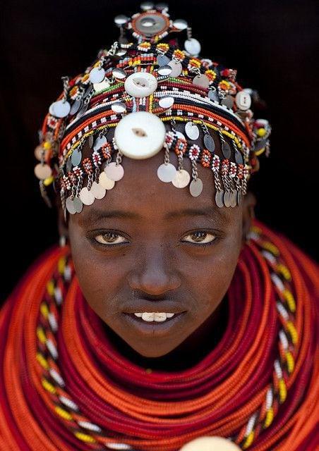 Rendille, Kenya, Eric Lafforgue