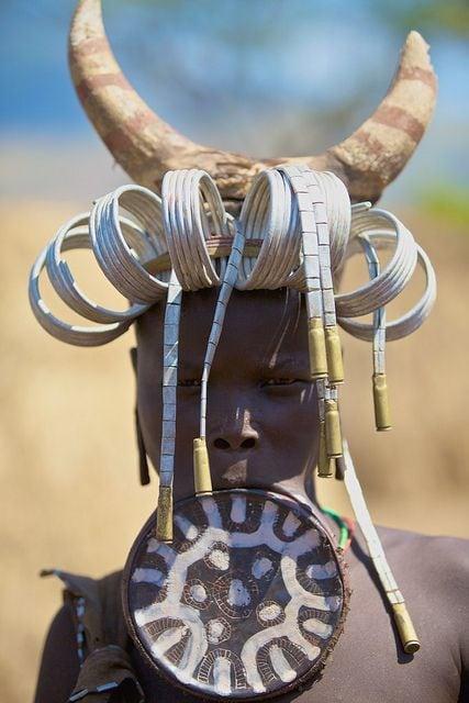 Africa   Omo Valley, Ethiopia