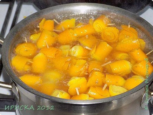 Доброго времени суток жители и гости Страны Мастеров!!! Хочу поделиться с Вами рецептом вкусного апельсинового варенья. фото 16