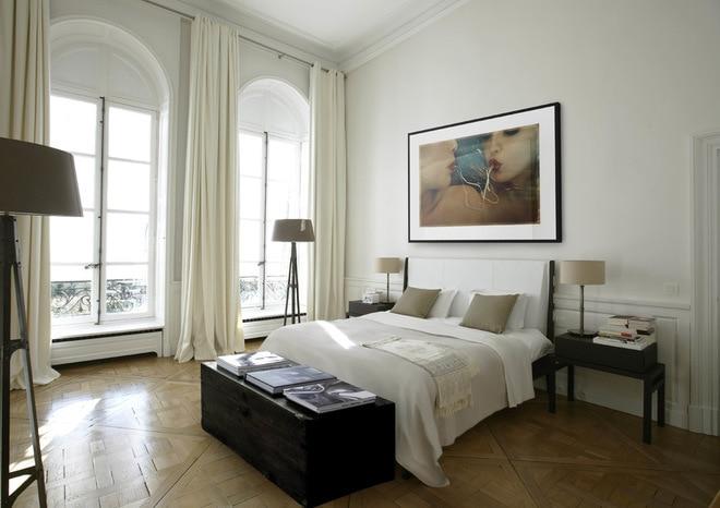 Современный Спальня by Bismut & Bismut Architectes