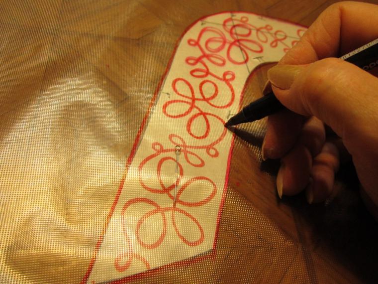 учимся вышивать