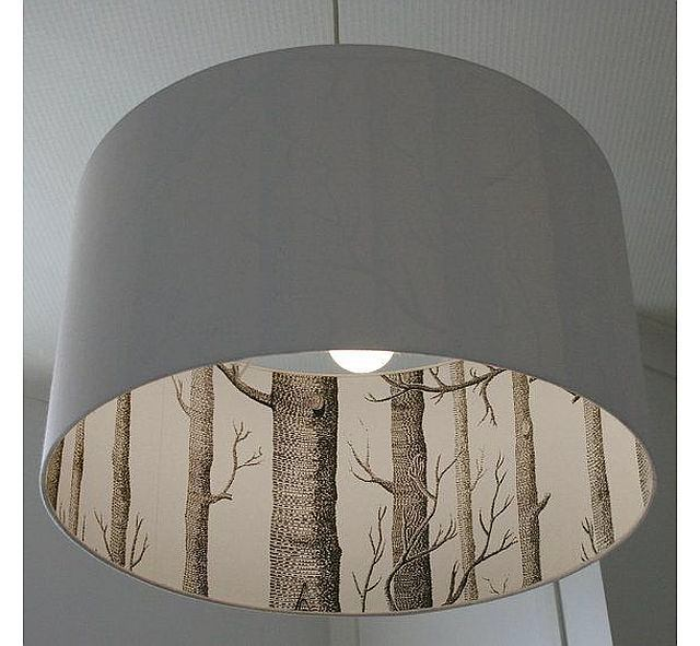 Lamps in colors: gray, light gray. Lamps in the style of English styles.