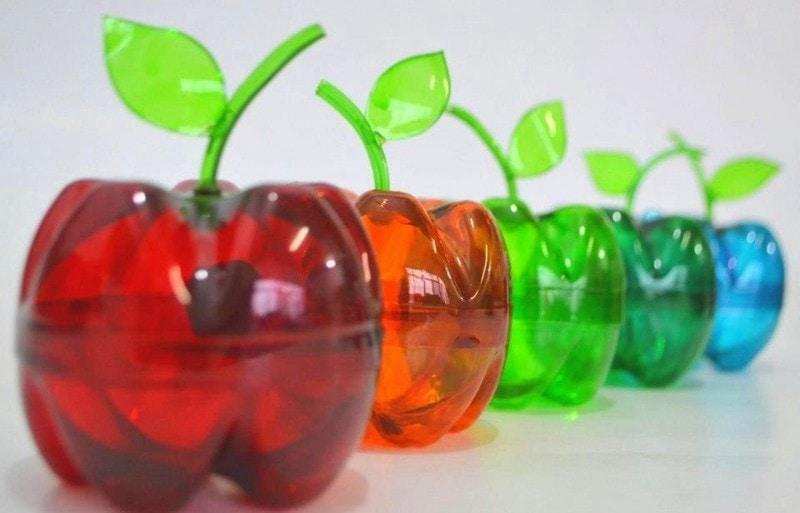Поделки из пластиковых бутылок, которым позавидовал бы сам Тимур Кизяков очумелые ручки, пластиковые бутылки, поделки, прикол, юмор
