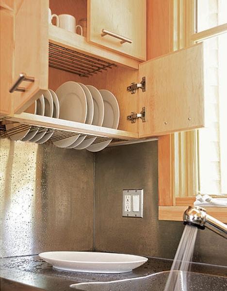 4. Сушка для посуды над раковиной кухня, хранения