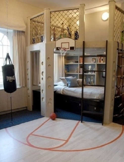 athlete's room