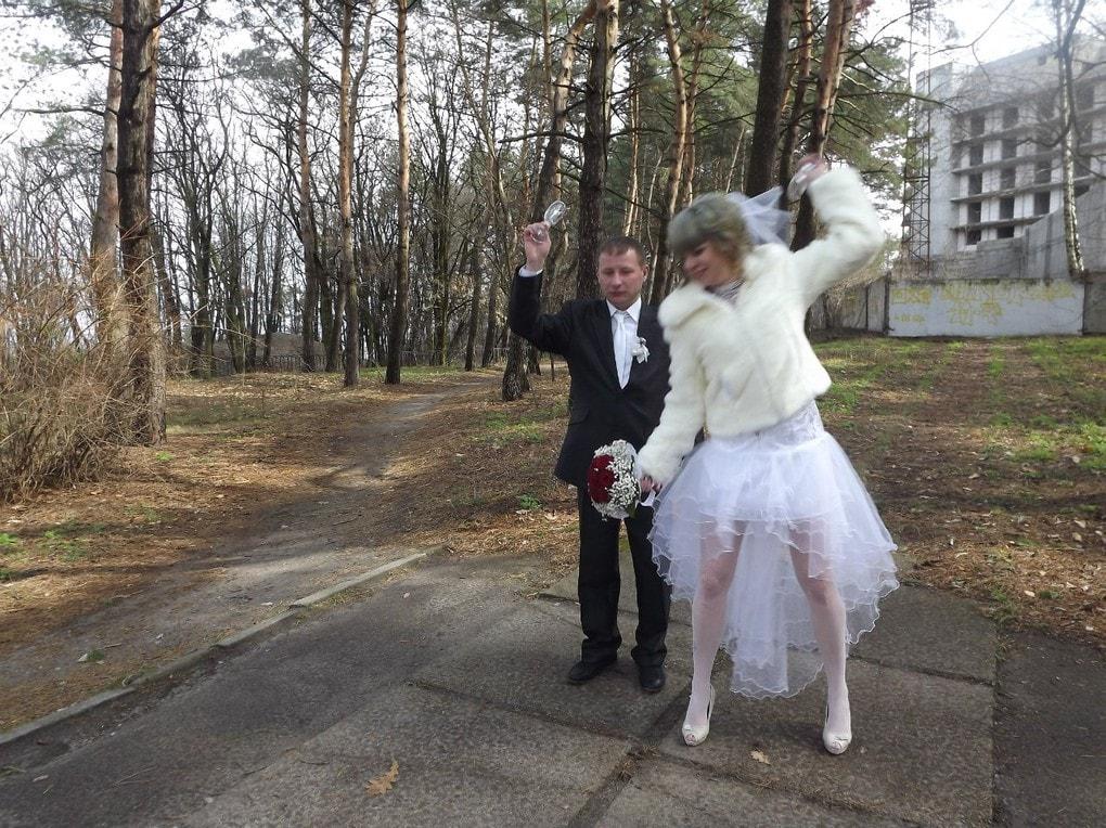 В - веселье свадьба, фото, юмор