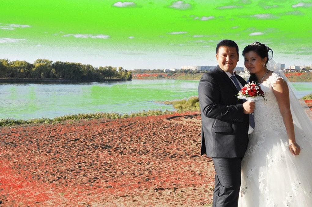 Где то в параллельной вселенной свадьба, фото, юмор