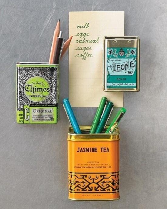 стаканы для карандашей