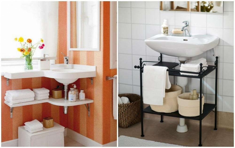 15 idėjų tobulai susitvarkyti vonios kambarį