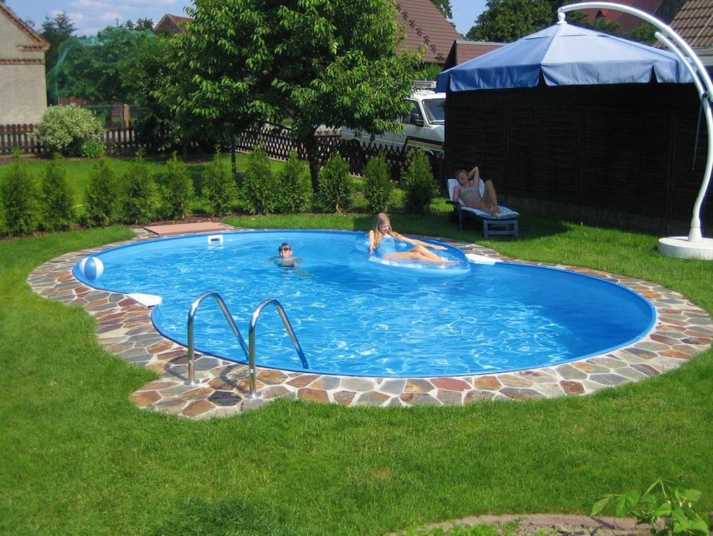 Бассейн, баня, сауна в цветах: голубой, черный, темно-зеленый. Бассейн, баня, сауна в стиле минимализм.