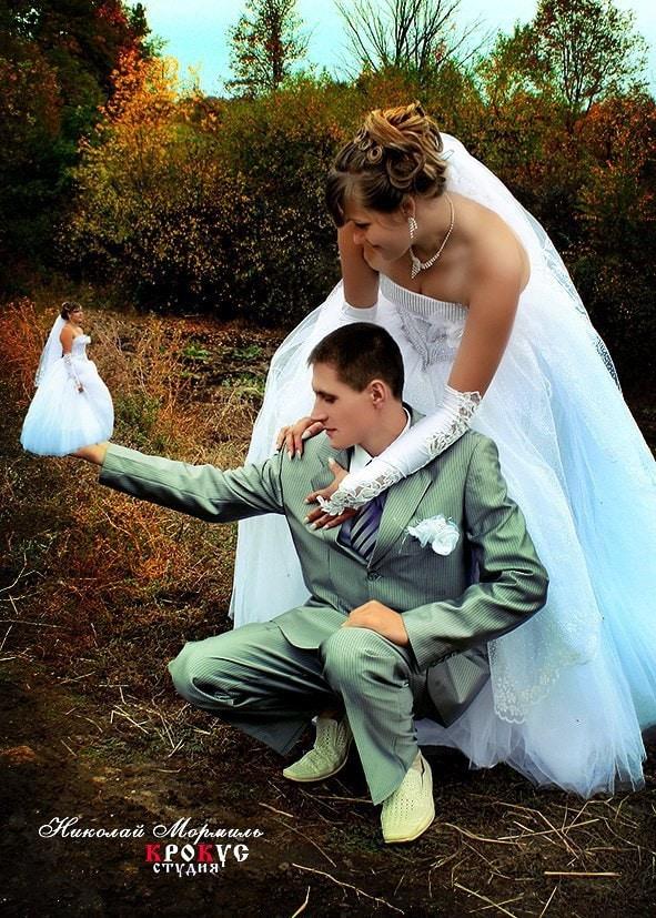 К-к-комбо! свадьба, фото, юмор