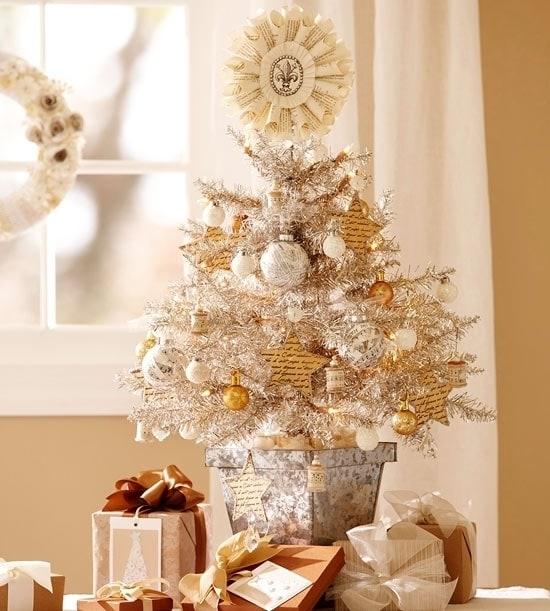Игристая новогодняя елка