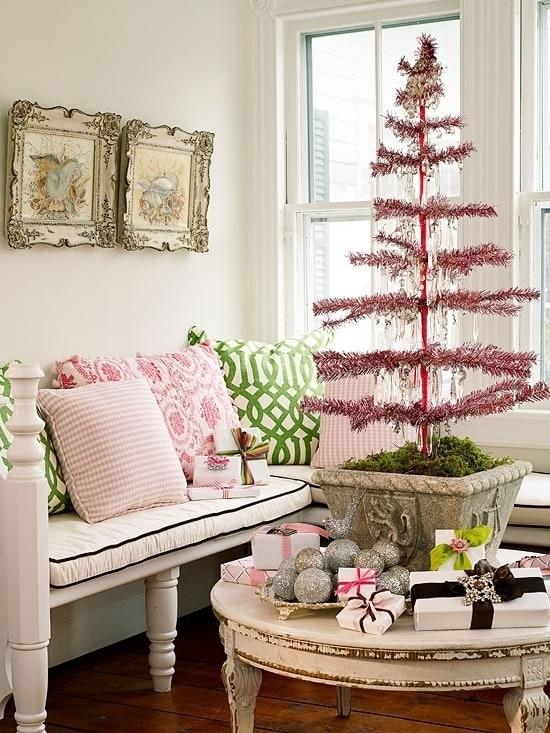 Супермодная новогодняя елка