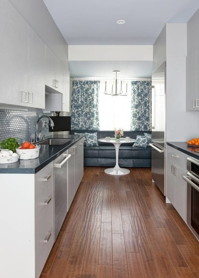 Transit Kitchen by Lori Dennis, ASID, LEED AP