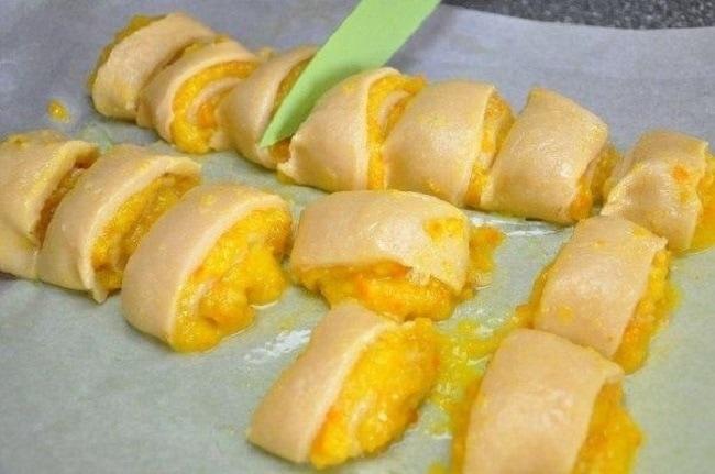 Рецепт самого вкусного апельсинового печенья