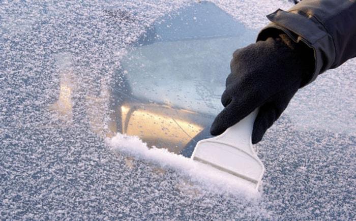 Размораживание авто