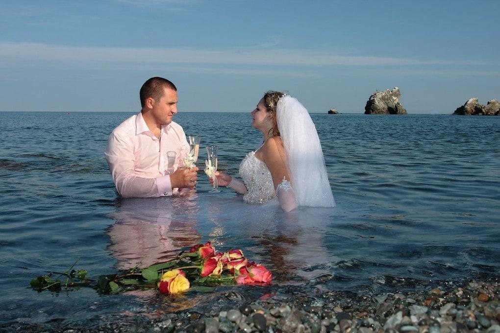 За молодых! свадьба, фото, юмор