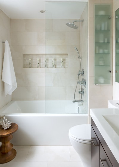 Modern Bathroom by Toronto Interior Design Group | Yanic Simard