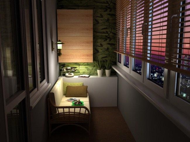 балкон-лучшее место дом-007