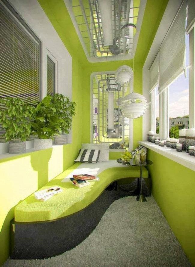 балкон-лучшее место дом-011
