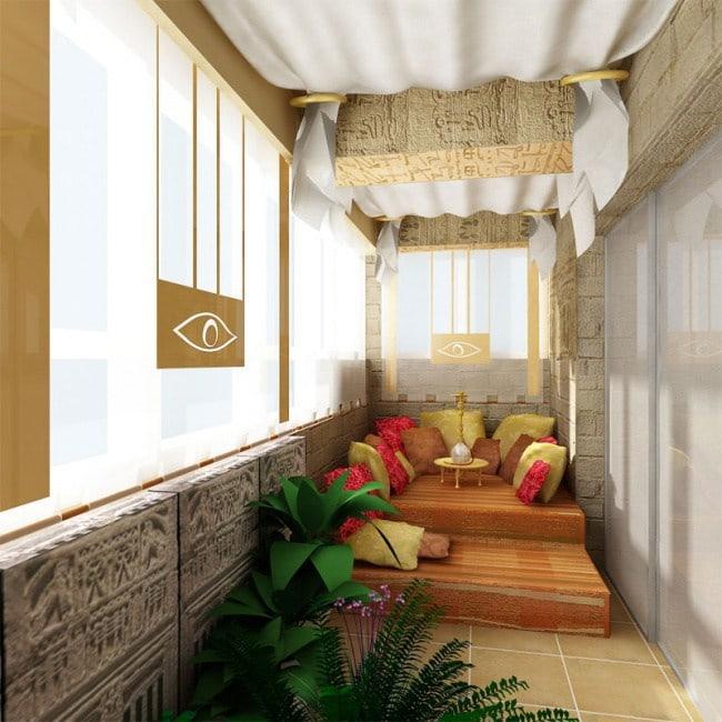 балкон-лучшее место дом-012