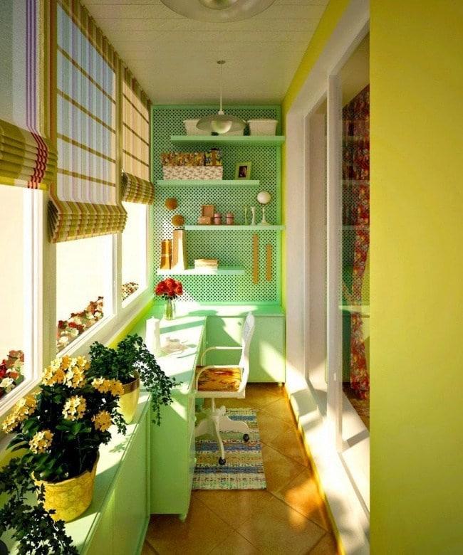 балкон-лучшее место дом-015