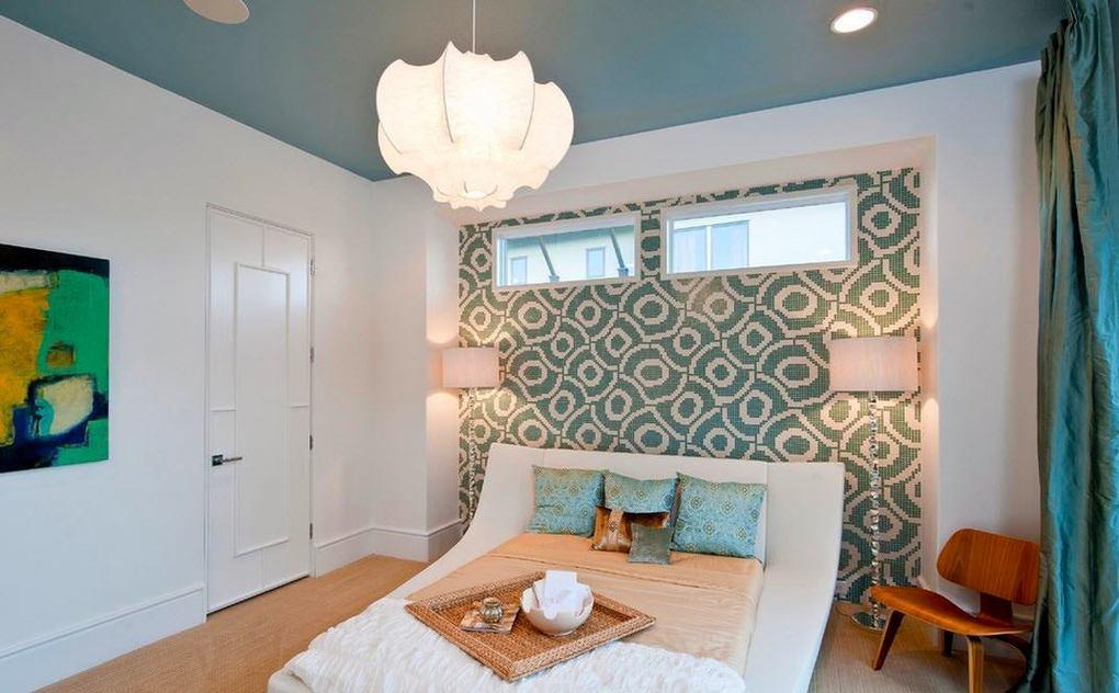 Мебель и предметы интерьера в цветах: желтый, серый, светло-серый, белый, сине-зеленый. Мебель и предметы интерьера в стиле эклектика.