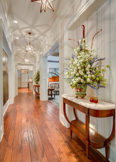 Classic Corridor by Claude C. Lapp Architects, LLC