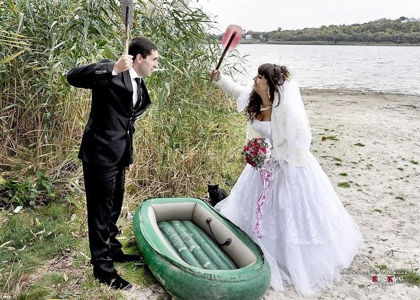 Кошара всю фотку вытягивает свадьба, фото, юмор