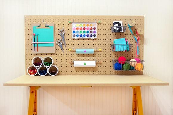 Поделки для дома - рабочее место ребенка
