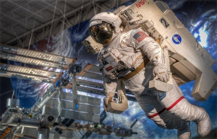 NASA offers tours of the space center in Houston.