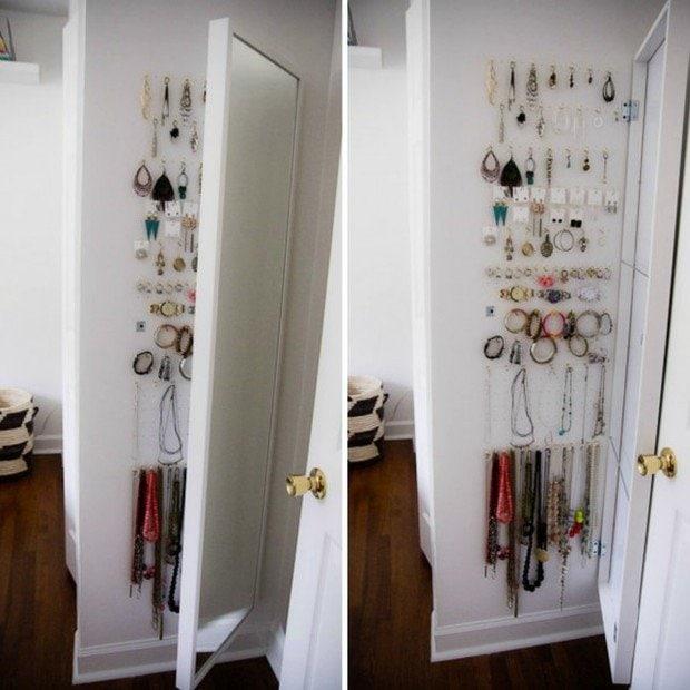 Фотография: Спальня в стиле Кантри, DIY, Советы, хранение вещей – фото на InMyRoom.ru