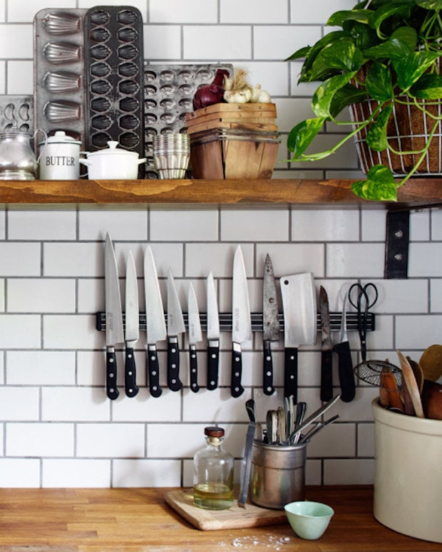 Photo: in style, Kitchen and dining room, DIY, Small-sized apartment, Apartment, Tips - photos on InMyRoom.ru