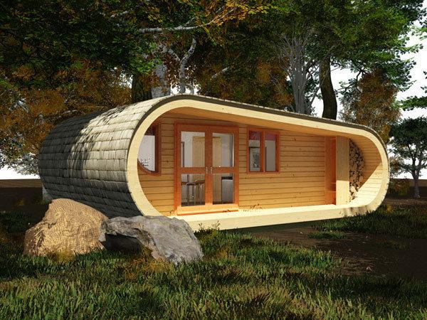 Фотография: Архитектура в стиле Современный, Малогабаритная квартира, Дом, Дома и квартиры, дизайн маленького дома, маленькие дома фото, маленькие красивые дома, проекты маленьких домов – фото на InMyRoom.ru