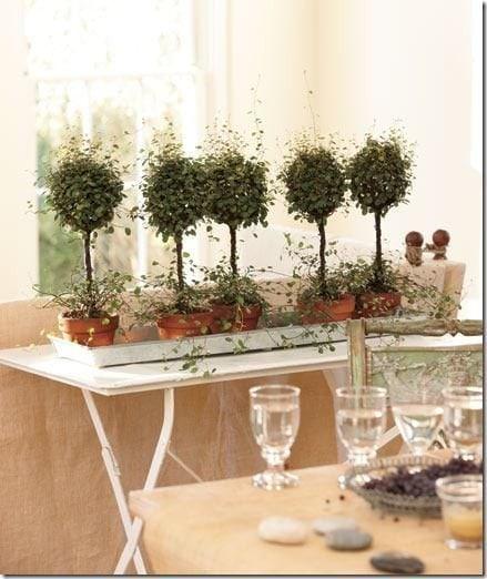 Photo: Eco style decor, Interior decor, Floristics, Tips - photos on InMyRoom.ru