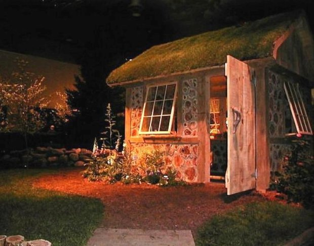 Фотография: Архитектура в стиле Кантри, Малогабаритная квартира, Дом, Дома и квартиры, дизайн маленького дома, маленькие дома фото, маленькие красивые дома, проекты маленьких домов – фото на InMyRoom.ru