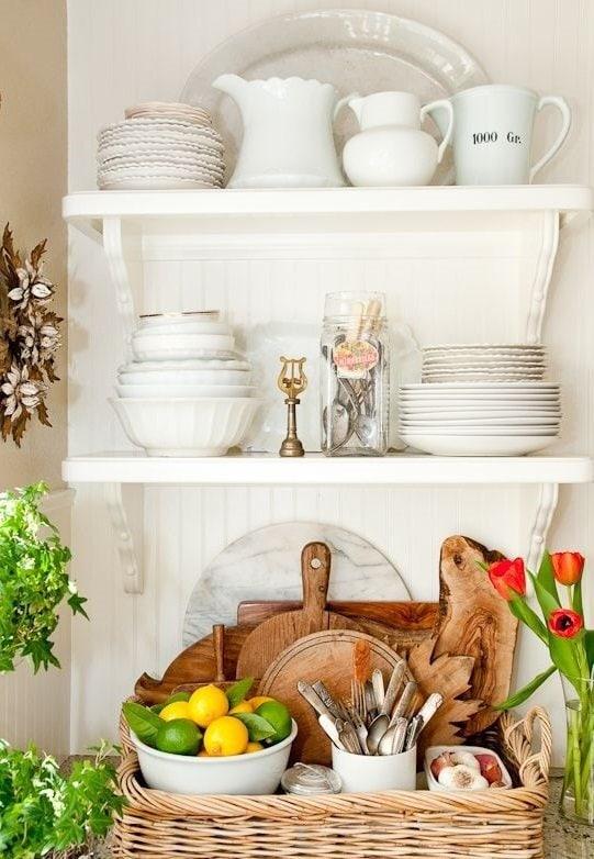 Фотография: Декор в стиле Кантри, Кухня и столовая, DIY, Малогабаритная квартира, Квартира, Советы – фото на InMyRoom.ru