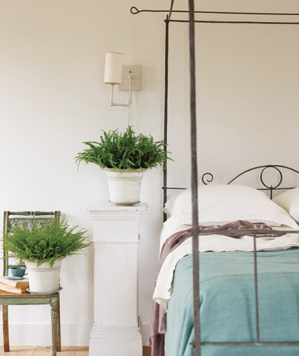 Photography: Bedroom in Country Style, Interior Decor, Floristry, Decor, Tips - photos on InMyRoom.ru