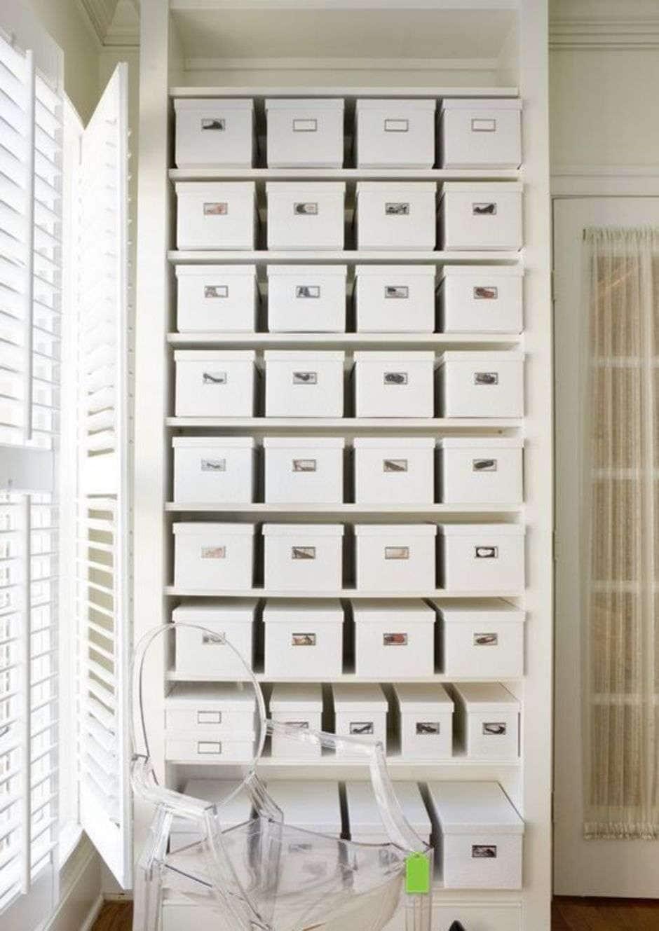 коробки с фотографиями