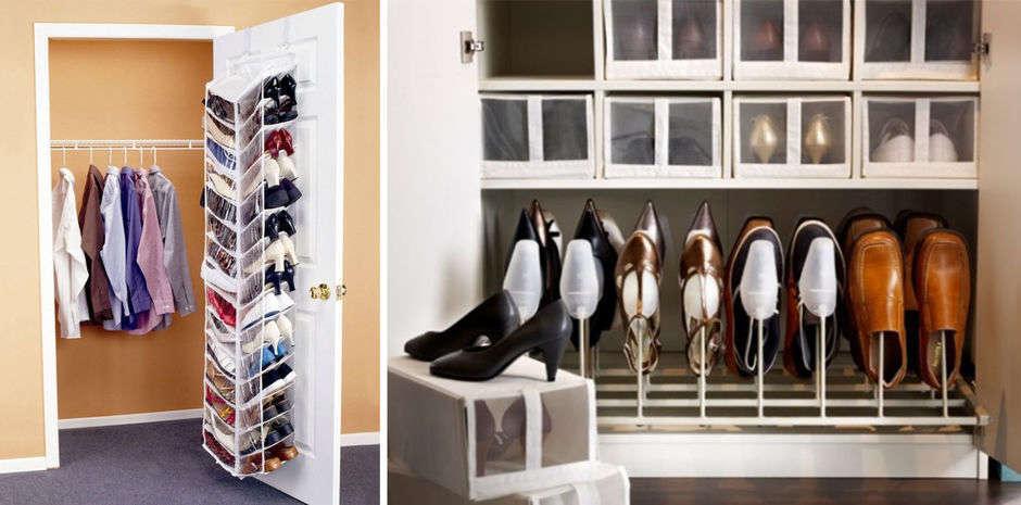 shoe organizer
