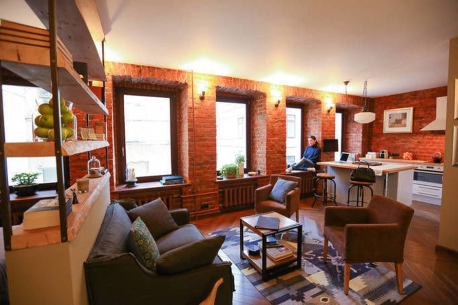 loft in Moscow