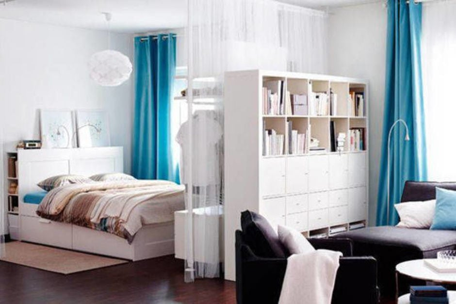 шторы закрывающие спальню