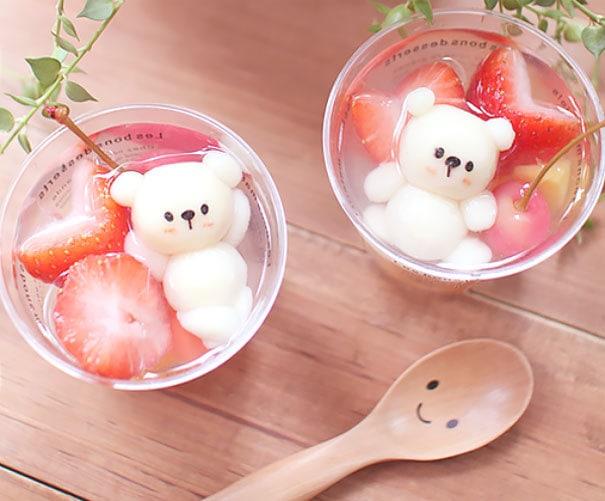 самые крутые японские сладости
