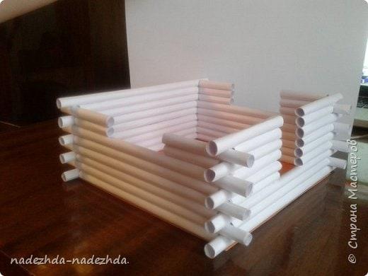 Поделки из бумажных трубочек своими руками для начинающих