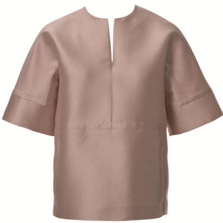 Блузка с цельнокроеным рукавом доставка