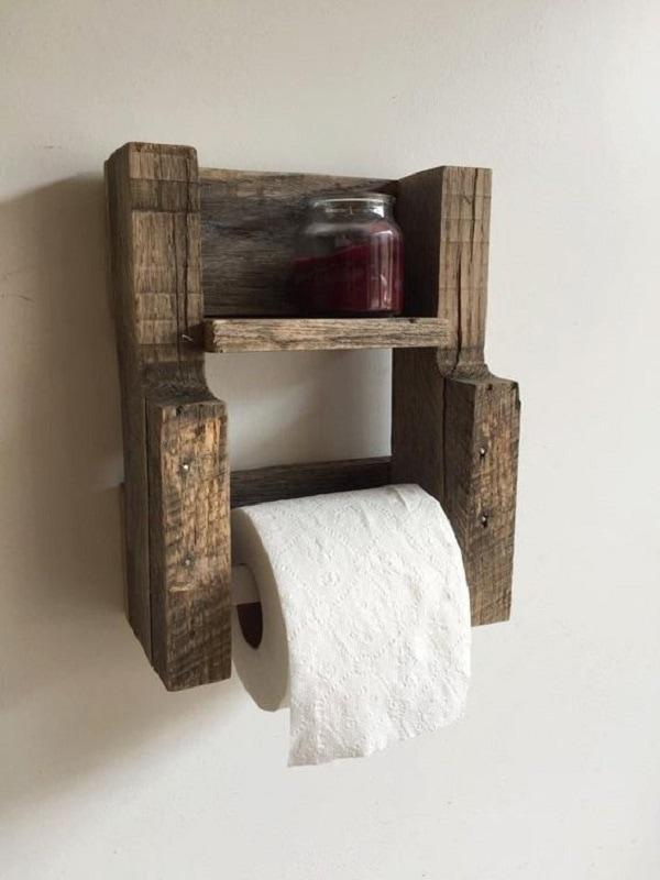 Урна для туалетной бумаги своими руками 47