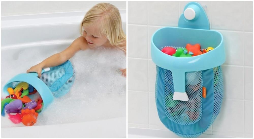 Для игрушек в ванную своими руками 634